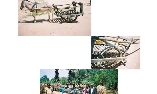 Improved food crops marketing through appropriate transport for poor farmers in Uganda: ergonomics considerations
