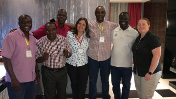 Cassava Diagnostic Project scientists publish paper in Nature journal