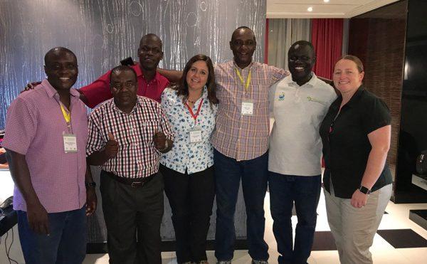 Cassava Diagnostic Project scientists publish paper in Nature journal