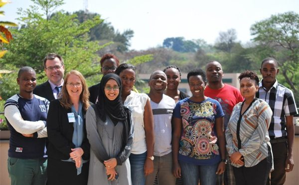 Sharing knowledge at the Cassava Diagnostics Project Annual Meeting 2016