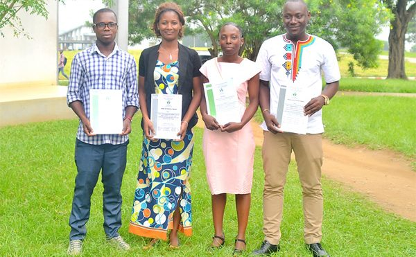 Four WAVE students successfully defend their MSc theses
