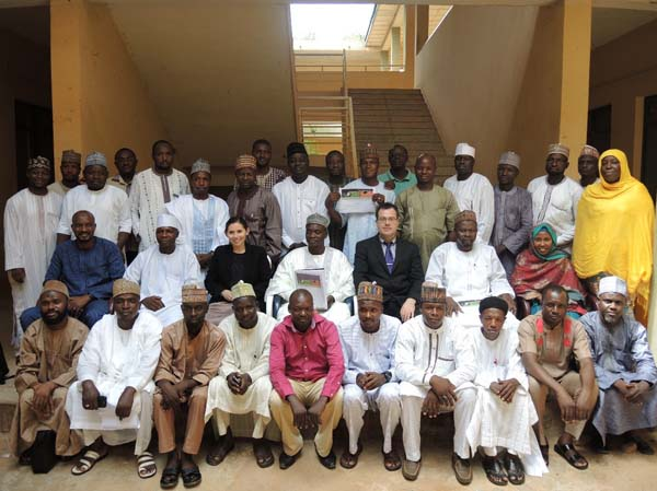 AgShare.Today team delivers scientific writing course at Kebbi State University