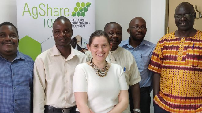 A trio of successful pop-up offices provide direct support to researchers across Africa